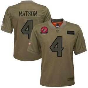 Houston Texans 4 Watson Women limited jersey